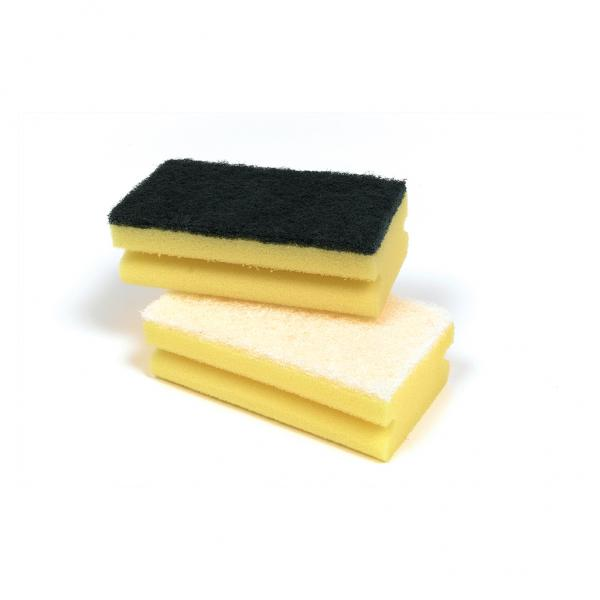 Vileda-S4-Ribbed-Sponge-Scourers