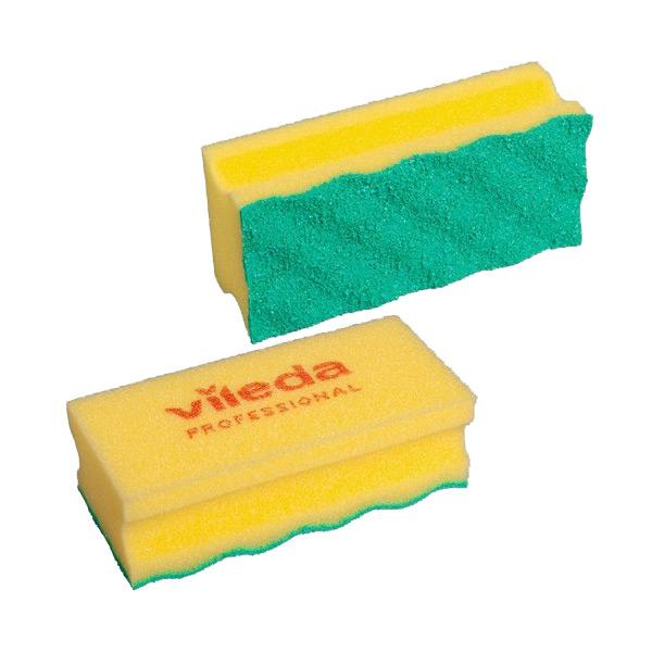 Vileda-PurActive-High-Foam-Scourer---Yellow