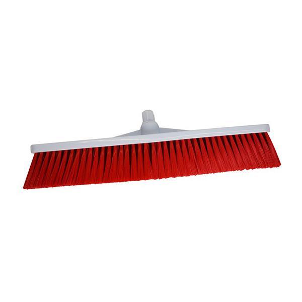 Interchange-12--Broom-Head-Stiff---Red