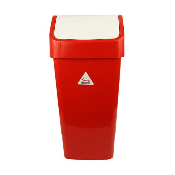 50L-Swing-Bin---Red