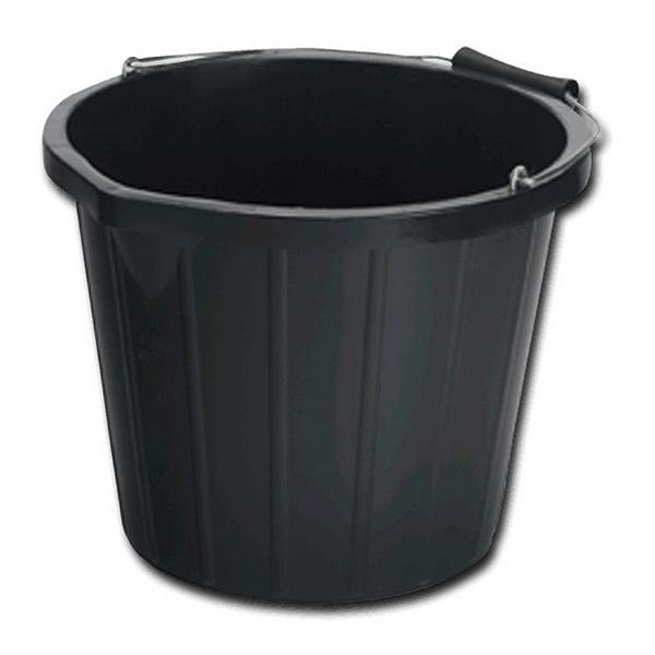 Heavy-Duty-Black-Bucket