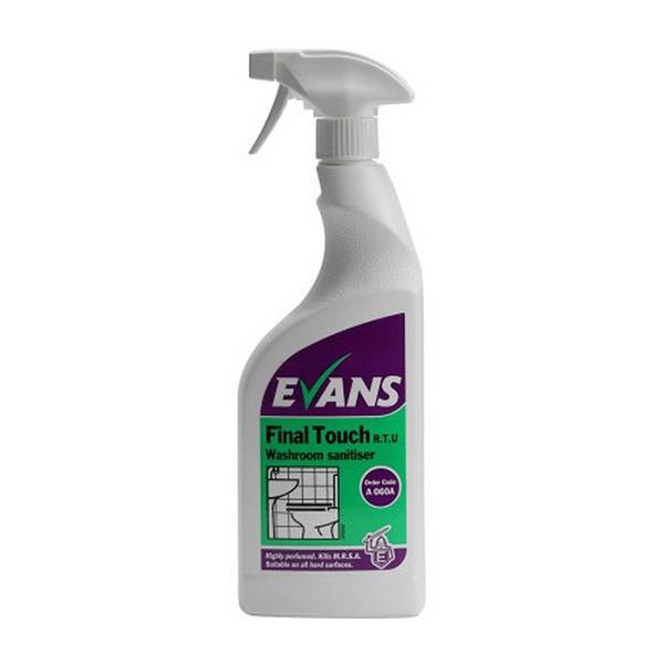 Evans-Final-Touch-Bactericidal-Cleaner