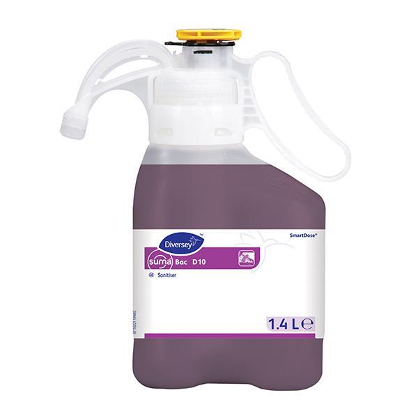 SMART-DOSE-Suma-Bac-D10-Sanitiser-Cleaner