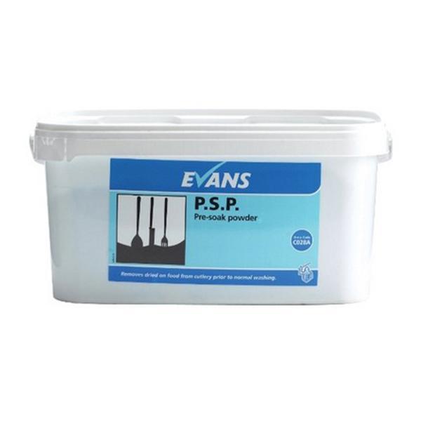 P.S.P.---Presoak-Powder