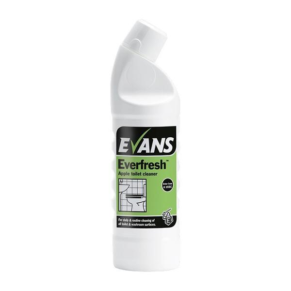 Evans-Everfresh-Apple-Toilet-Cleaner