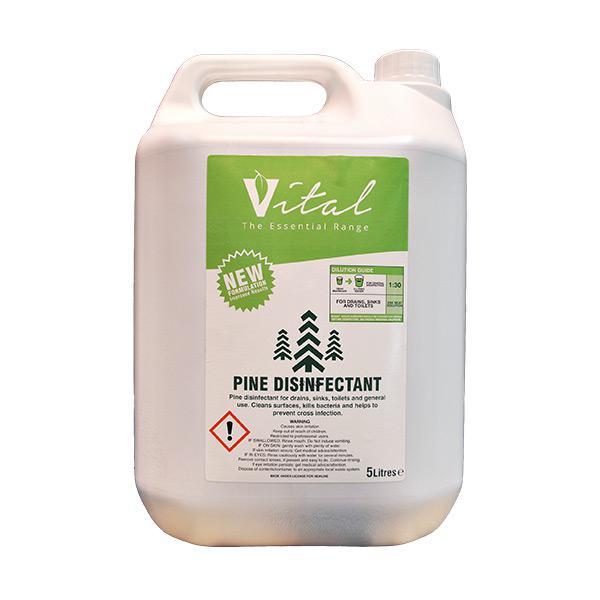 Vital-Pine-Disinfectant
