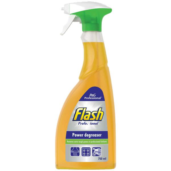 Flash-Power-Degreaser