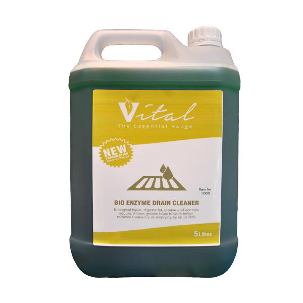 Vital-Bio-Enzyme-Drain-Cleaner