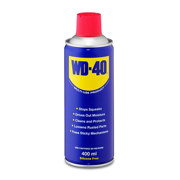 WD40-Lubricant