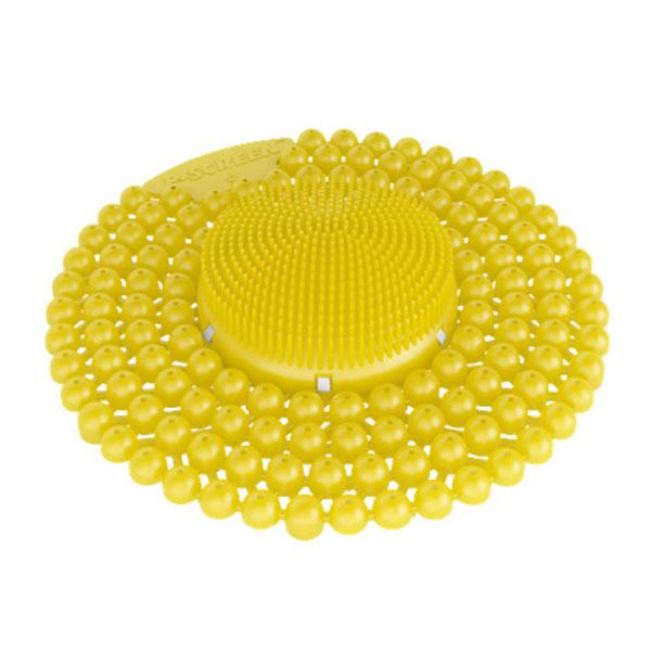 P-Screen-Bubble-Bristle-Urinal-Mat---Citrus-Mango
