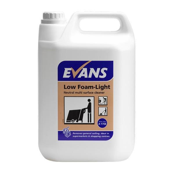 Evans-Low-Foam-Light-Clnr--Scrubber-Driers