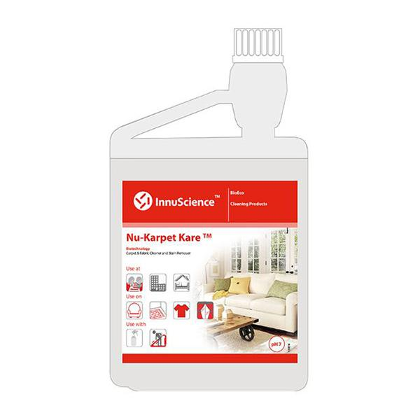 Nu-Karpet-Kare-Dosing-Bottle-One-Flip--Carpet-Cleaner--Stain-remover--Residual-Odour-Control-Action