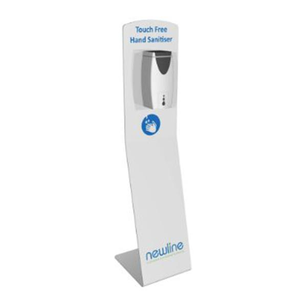 Hand-Sanitising-Station-with-Automatic-Dispenser---Deluxe-Module