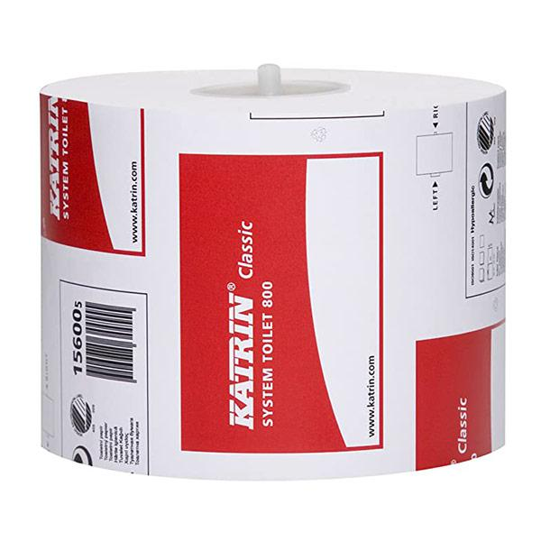 Katrin-System-2-ply-Toilet-Tissue-156005-9.9cm-x-96M---800-Sheets
