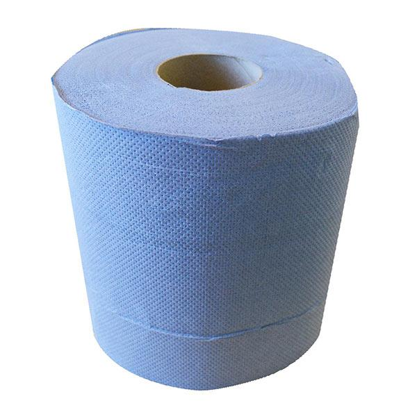 Blue-Embossed-Centrefeed-2-Ply-400-Sheets