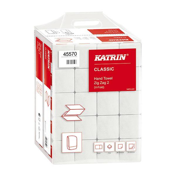Katrin-Classic-ZigZag-White-2ply-Handy-35298-22.4-x-23cm