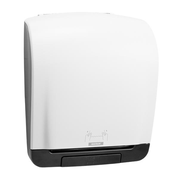Katrin-Inclusive-System-Towel-Dispenser---White-90045