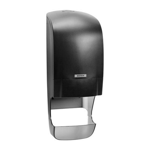 Katrin-Inc-System-Toilet-Tissue-Disp---Black-92049