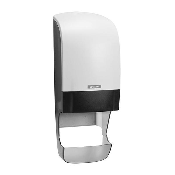 Katrin-Inc-System-Toilet-Tissue-Disp---White-90144