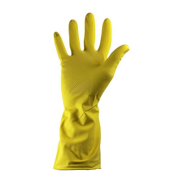 Rubber-Household-Gloves-Large---Yellow