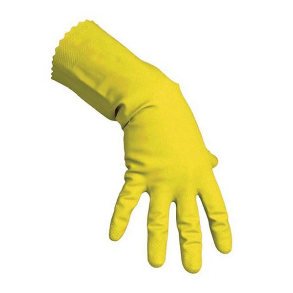 Vileda-Rubber-Gloves-Medium---Size:-8?---9