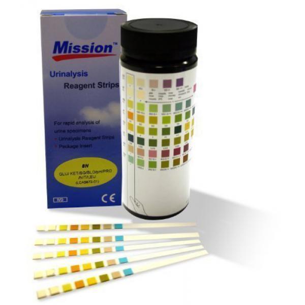 8-Parameter-Mission-Urine-Strips