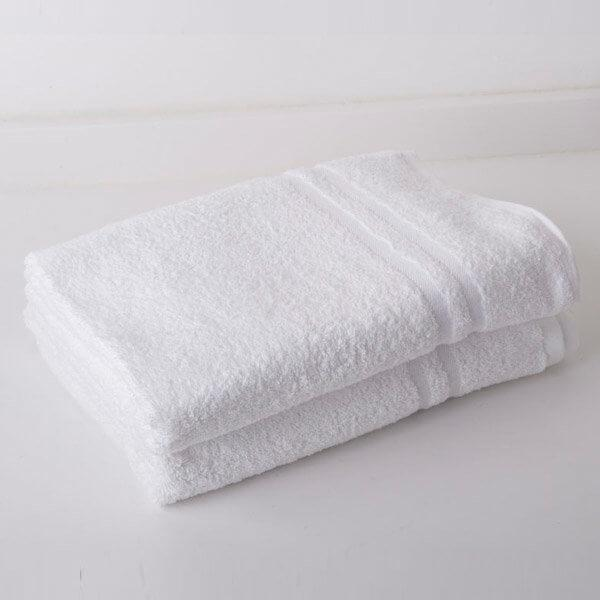 500GSM-White-Hand-Towels