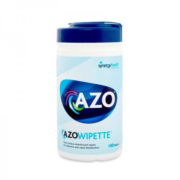 Azo-Wipette-Hard-Surface-Disinfecting-Wipes---23gm---130mm-x-185mm---AZ150W