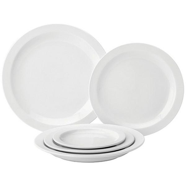 Pure-White-Narrow-Rim-Plate-6.5---16.7cm-