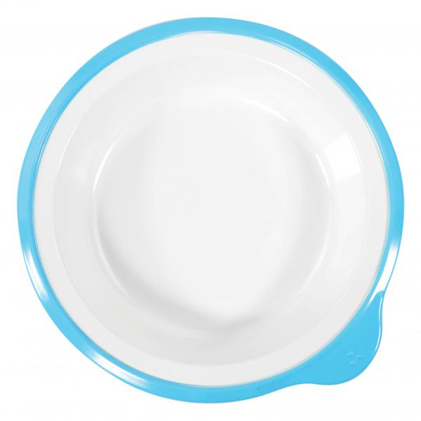 Omni-White-Small-Deep-Plate-w-Blue-Rim-180-x-170-x-35mm