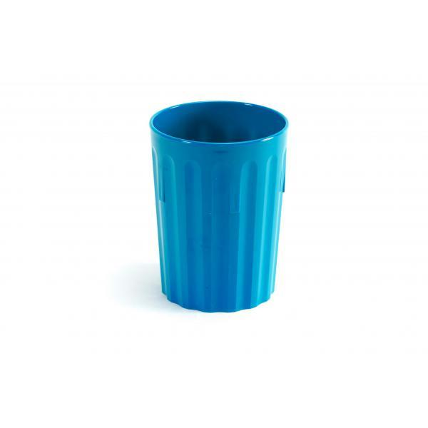Polycarbonate-Tumbler-8oz--22cl---BLUE