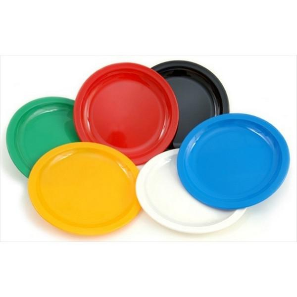 6.3-4--Polycarbonate-Rimmed-Side-Plate--GREEN