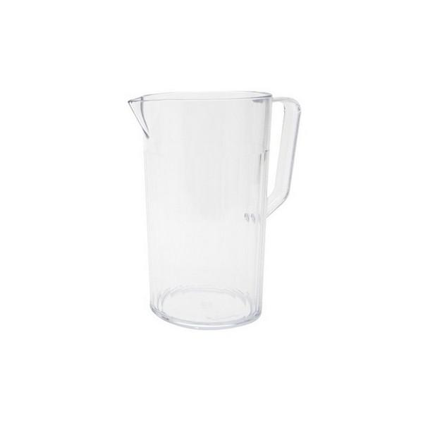Polycarbonate-Jug-1.1ltr--Clear