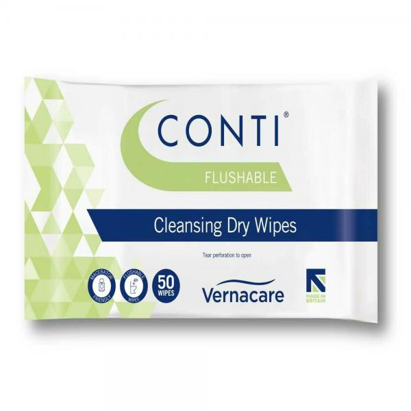 Conti-Flushable-Wipes---55gm---33x22cm---CFW050